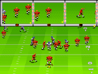 Developer: Park Place Productions Publisher: Electronic Arts Genre: Sports/Football Released: Fall 1990 Rating: 3.0