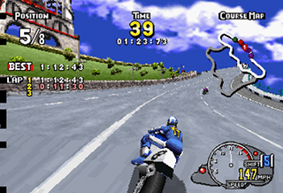 Developer: Sega AM3/AM4 Publisher: Sega Genre: Racing Released: 06/30/1997 Rating: 4.0