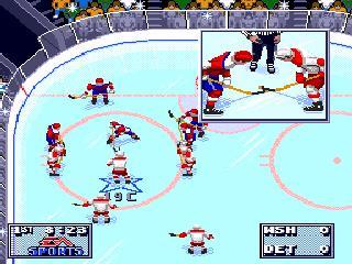 Developer: High Score Productions Publisher: Electronic Arts Genre: Sports/Ice Hockey Released: 10/27/1994 Rating: 2.5