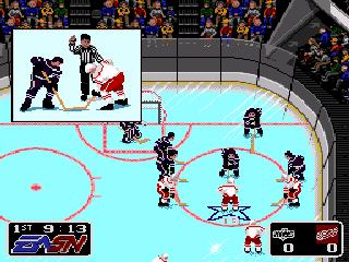 Developer: Park Place Productions Publisher: Electronic Arts Genre: Sports/Ice Hockey Released: 1991 Rating: 2.5