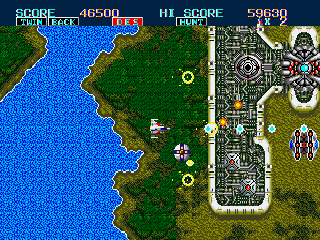 Developer: Technosoft Publisher: Sega Genre: Shooter Released: 08/14/1989 Rating: 4.5