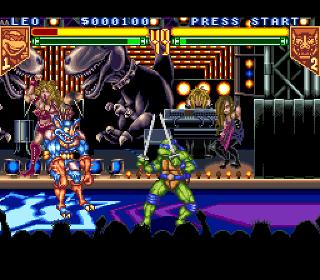 Developer: Konami Publisher: Konami Genre: Fighting Released: December 1993 Rating: 3.0