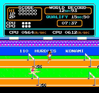 Developer: Konami Publisher: Konami Genre: Sports Released: April 1987 Rating: 4.0