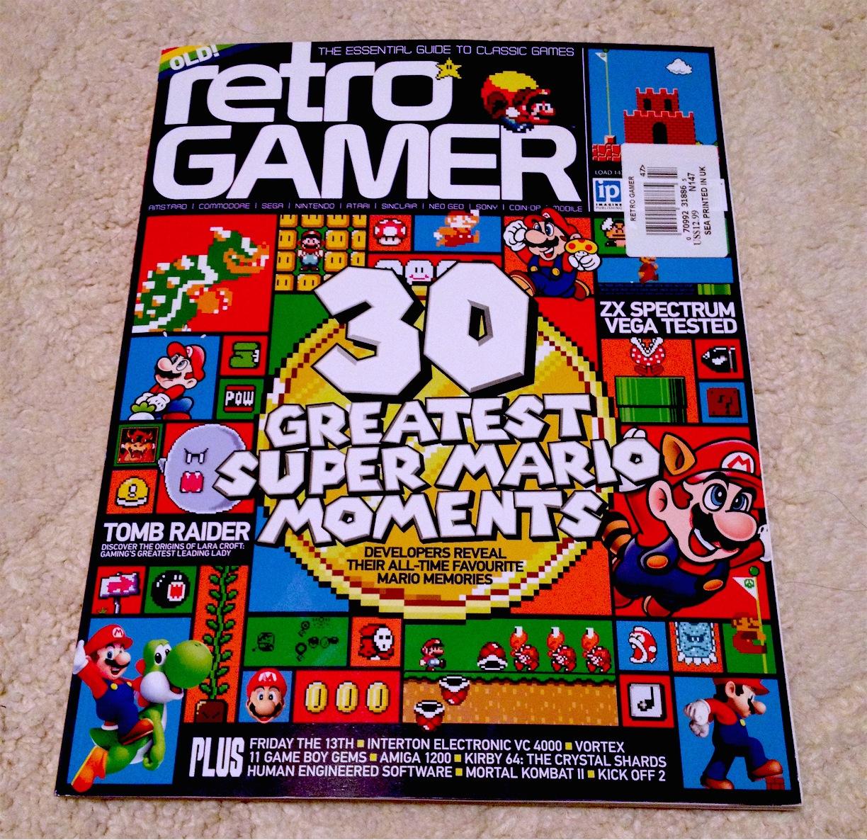 Classic Gaming Quarterly | Retro Gamer #147 Comes to America!