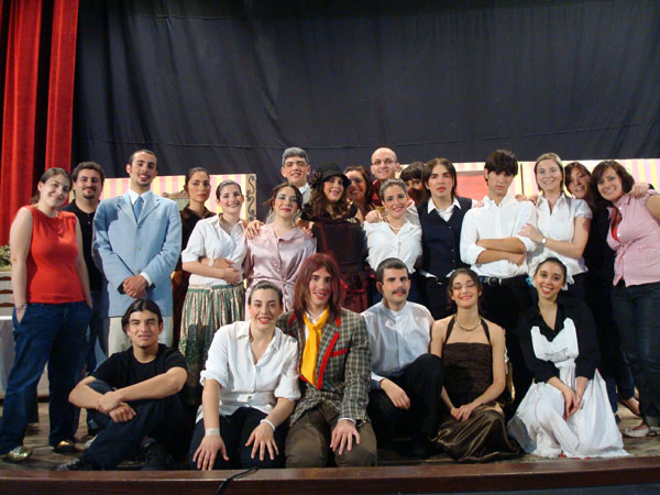 Lo Scarfalietto (2008)