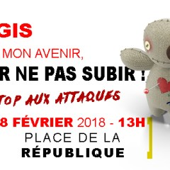 Stop aux attaques !