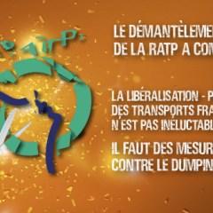 La libéralisation – privatisation  des transports franciliens n'est pas inéluctable. Il faut des mesures  contre le dumping social