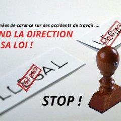 QUAND LA DIRECTION FAIT SA LOI !