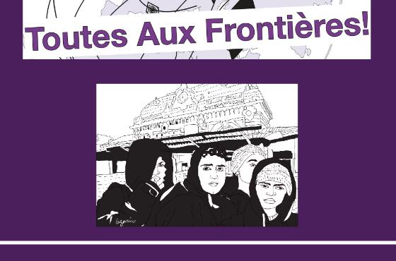5 Juin Nice : Toutes aux frontières