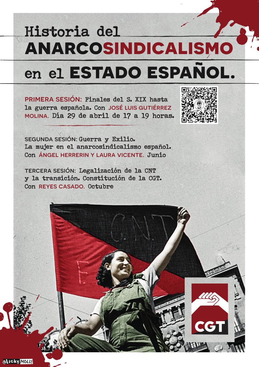 Historia del anarcosindicalismo en el Estado español