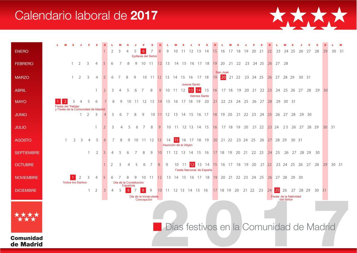 Jornada Laboral 2016 SERMAS