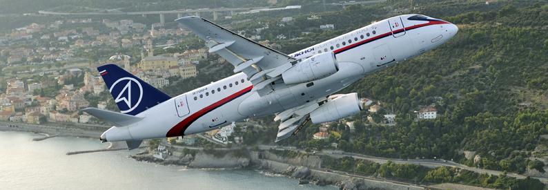 Sukhoi Civil Aircraft SSJ 100-95