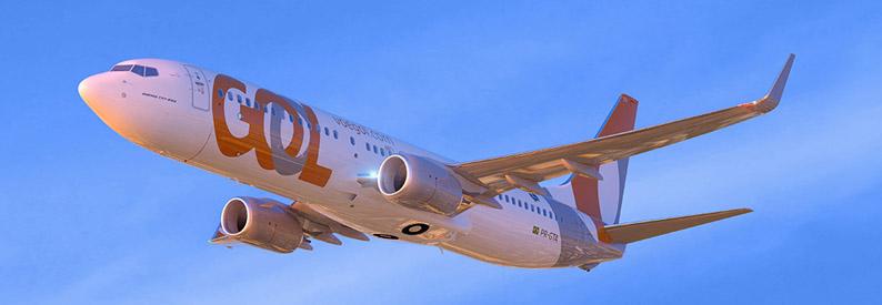 Gol Linhas Aéreas Inteligentes Boeing 737-800
