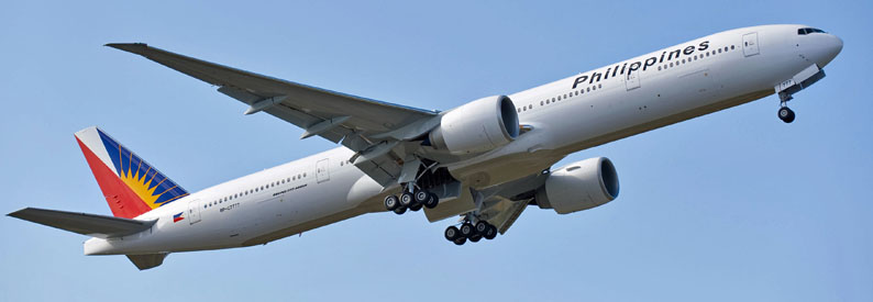 Philippine Airlines Boeing 777-300