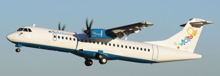 Bahamasair to start St Vincent US flights in late 3Q17   ch aviation Bahamasair ATR72 600