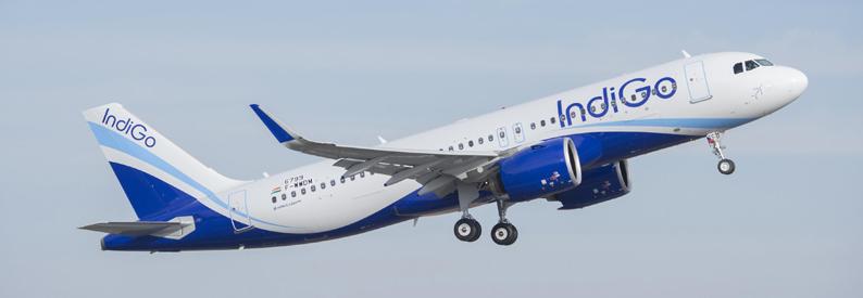A320-200 IndiGo aéreas Airbus
