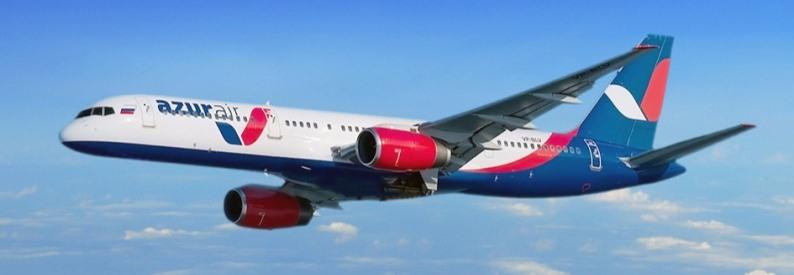 Azur Air Boeing 757-200