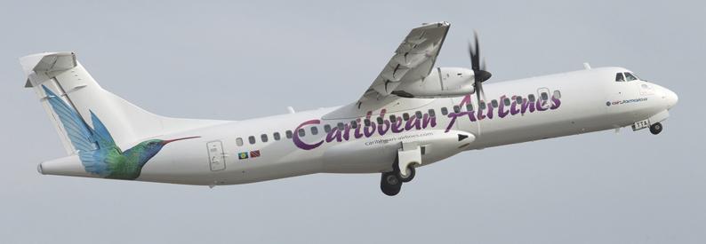 Caribbean Airlines ATR72-600