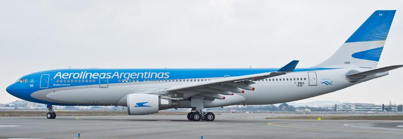 A330-200 Aerolineas Argentinas Airbus