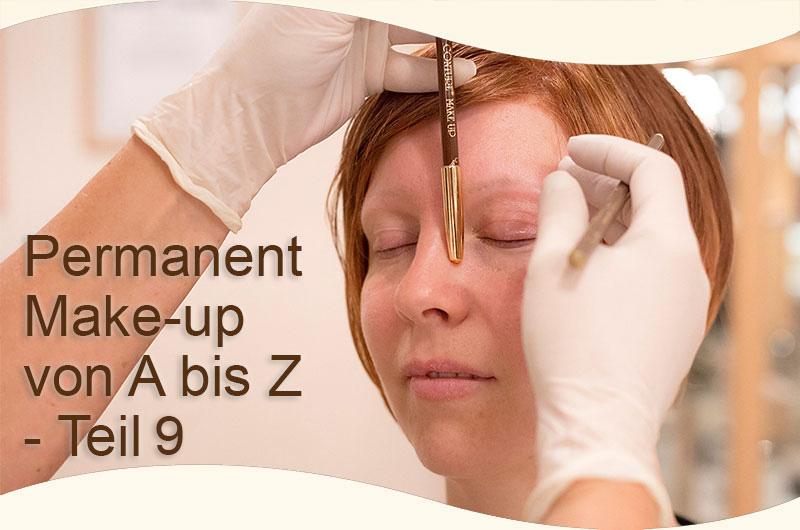 Das ABC des Permanent Make-up – Teil 9