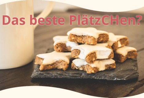CH cosmetics sucht das beste PlätzCHen-Rezept!