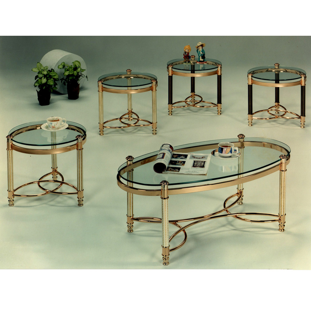 ch glass coffee table sets