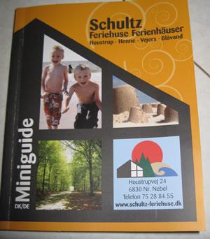 Taschebuch-Ferienhauskatalog