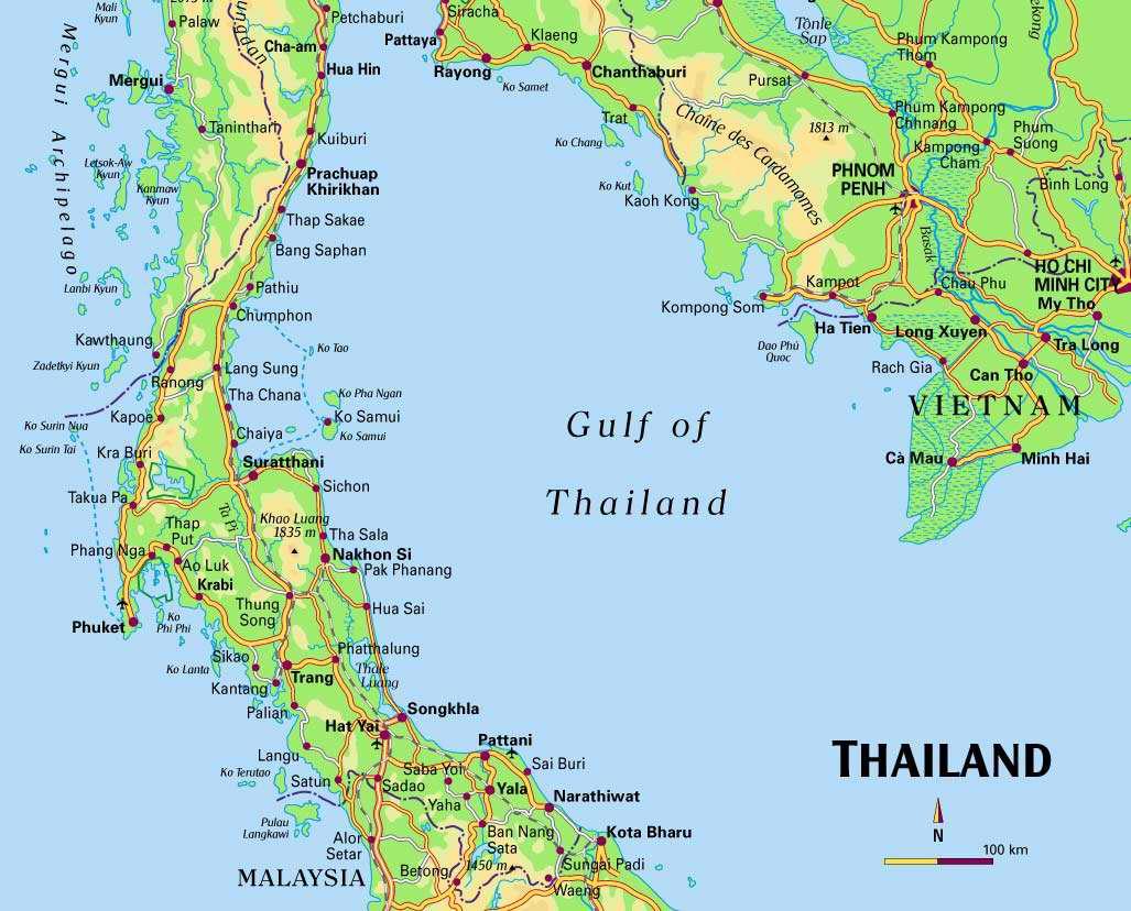 Beach Villa Holidays Thailand