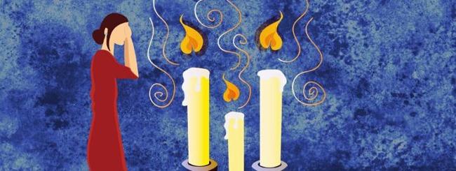 candle lighting chabad jewish center