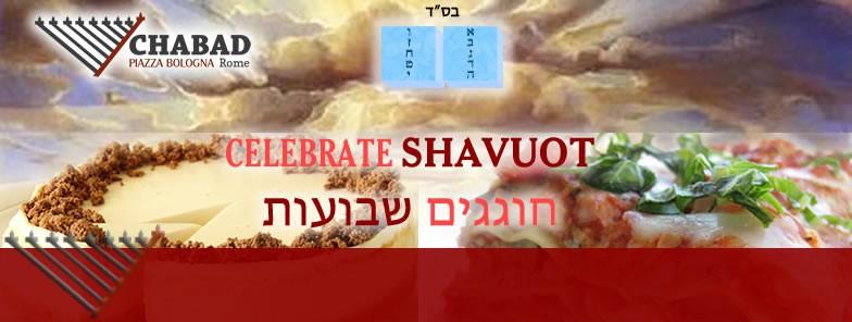 Shavuot: Ten commandments