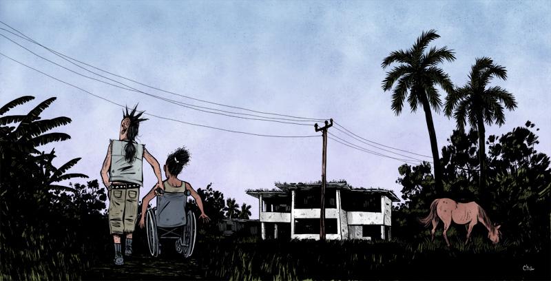 AAARG! Cha Cuba Les Survivants