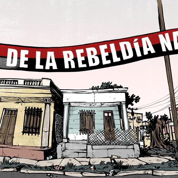 El Día de la Rebeldía Nacional