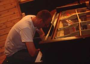 Chad Beall Piano Tired