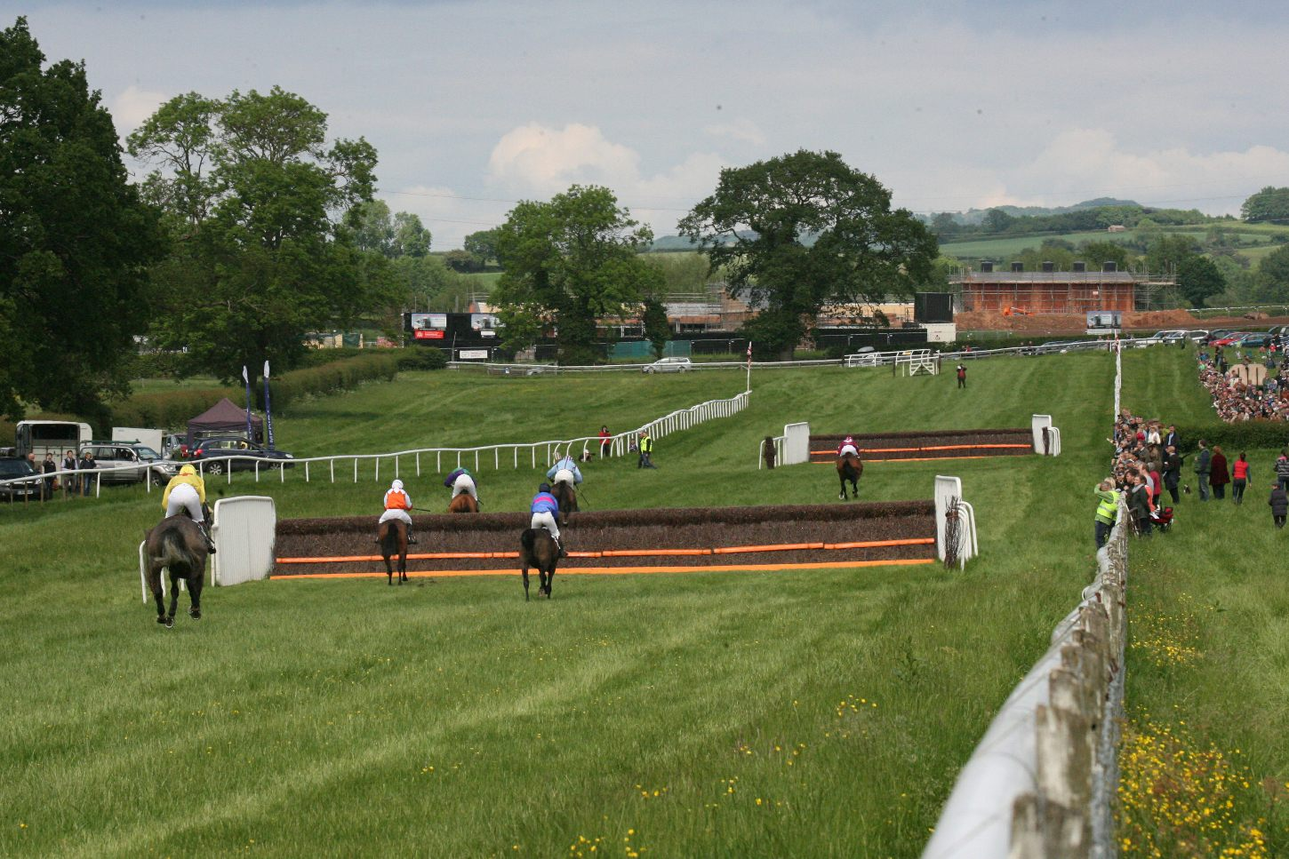 Entries: Wheatland Point-to-Point 12/05/2018