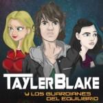 Tayler Blake y los Guardianes del Equilibrio RS
