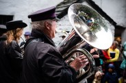 Okehampyton brass band
