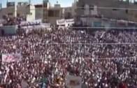في أرض الشام.. شعب شامخ يطلب الحرية