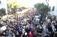 مسيرات4 دجنبر 2011 إسرار على إسقاط الاستبداد