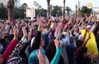 ضد الإنقلاب، ضد الإعدامات | هيئات سياسية ومدنية تحتج بالدار البيضاء