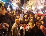 تطوان… مسيرة شعبية حاشدة ضد قرار الادارة الأمريكية
