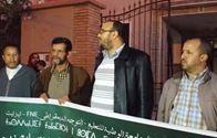 تيزنيت: عشية اليوم العالمي لحقوق الانسان السلطات تمنع ندوة بسبب حضور قيادي في العدل والإحسان