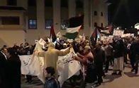 مسيرة سكان حي الاسرة بالدار البيضاء