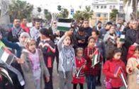 مباشر من الجديدة مسيرة تضامنية مع القدس