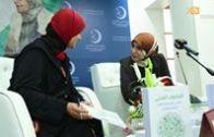 """الدكتور مريم ياسين توقع كتابها الجديد """"التصوف السني"""""""