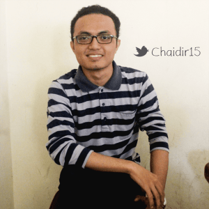 chaidir blogger