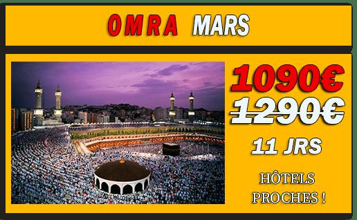 Omra Omra Mars