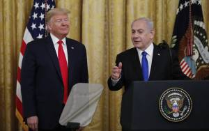 DESPITE TRUMP DEAL'S NOD TO 2-STATE SOLUTION, THERE'S NO PALESTINE ON HORIZON