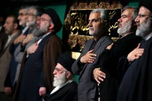 TRACKED, TARGETED, KILLED: QASSEM SOLEIMANI'S FINAL HOURS