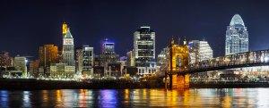 Cincinnati Riverfront
