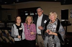 Barbara Weinberg, Nancy Lawson, Steve Lawson, Pamela Reis